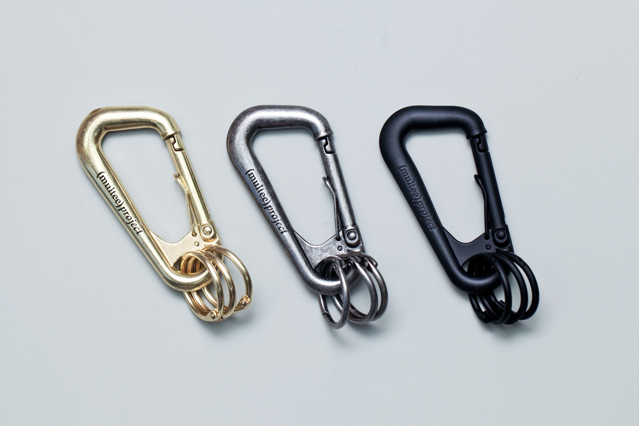 multeeproject type 1 custom carabiners 1 multee(Project) Type 1 Custom Carabiners