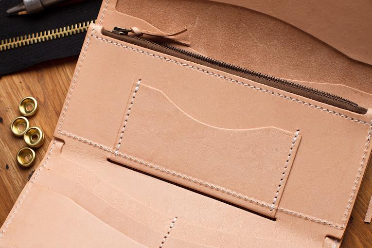 tanner goods 2013 spring tradesman wallet 3 Tanner Goods Spring 2013 Tradesman Wallet