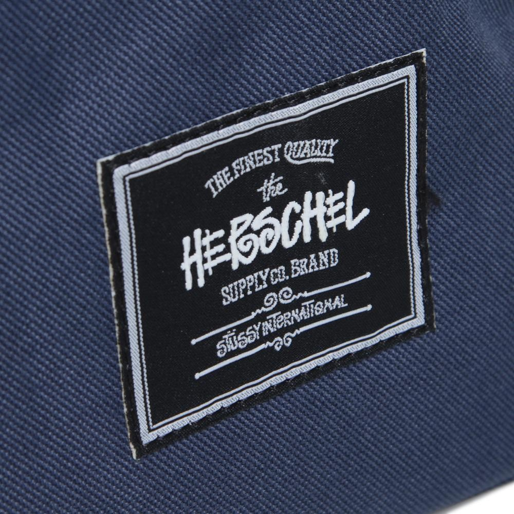 17 04 2013 stussyherschel totebag blue5 Stussy x Herschel Supply Co. Harvest Tote Bag