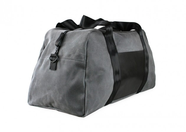 defy bags r and r bag 02 630x447 Defy Bags R&R Wax Canvas Weekender