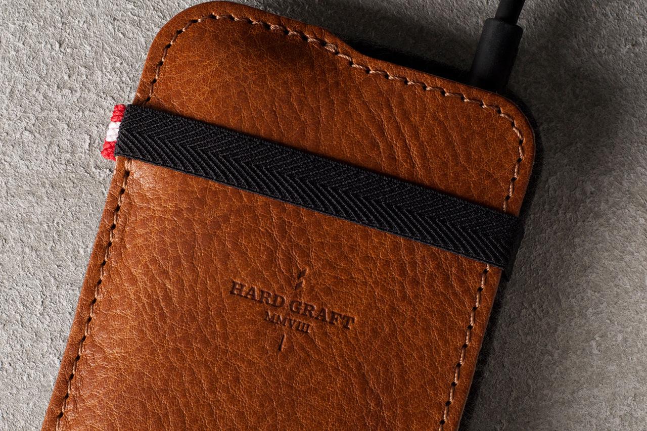 hard graft sport iphone 5 case 3 hard graft Sport iPhone 5 Leather Case