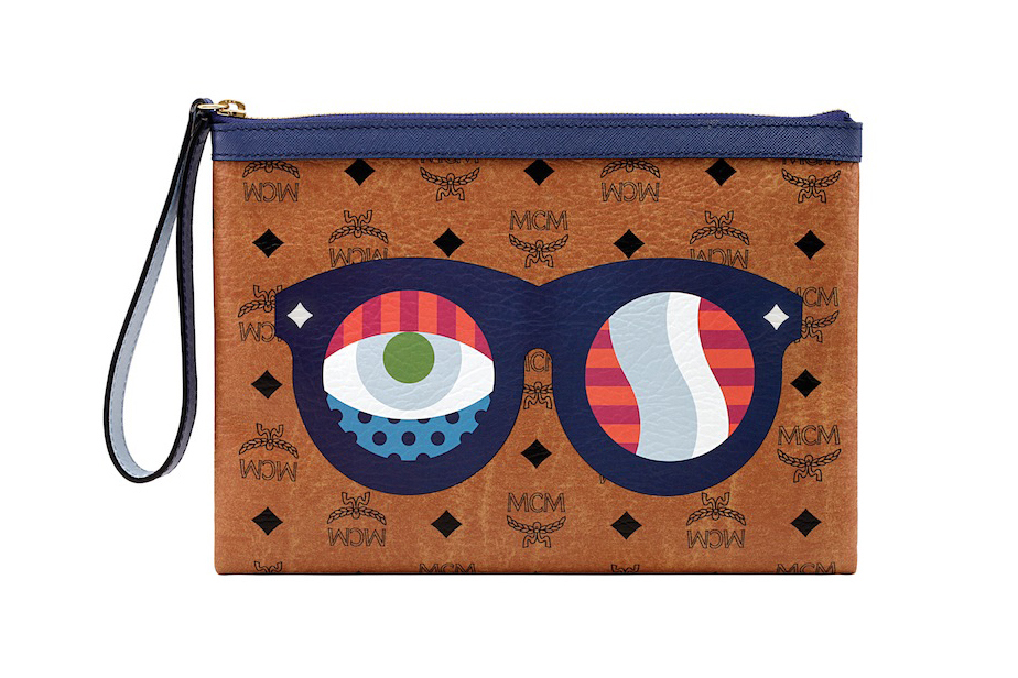 craig karl x mcm 2013 spring summer collection 7 Craig and Karl x MCM Spring/Summer 2013 Accessories Collection