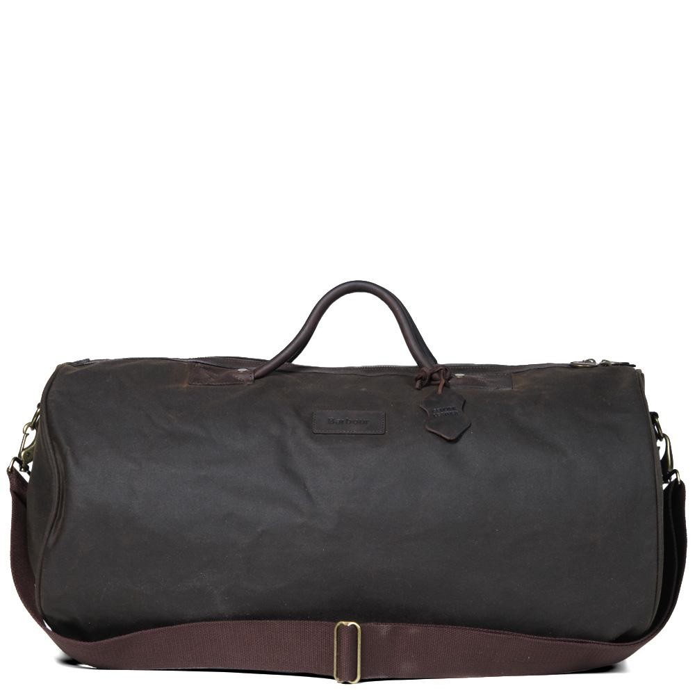 16 01 2013 barbour waxedholdall  Barbour Wax Holdall