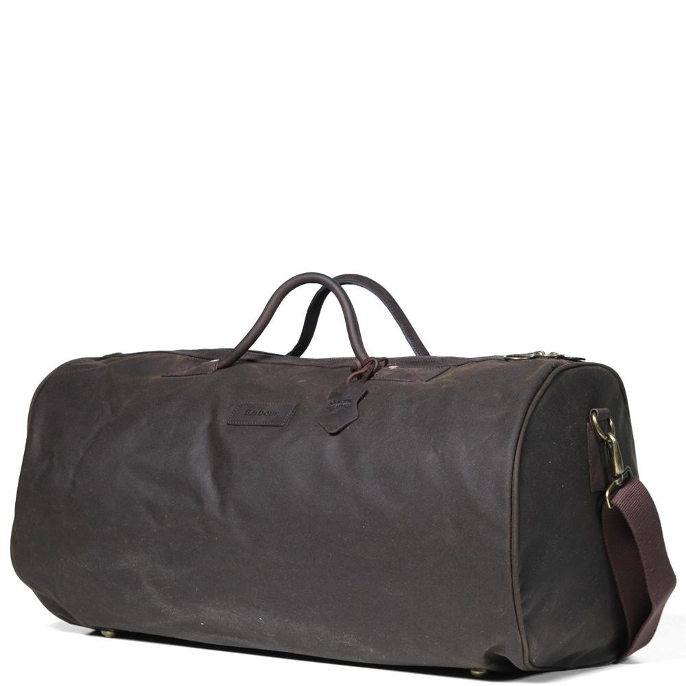 16 01 2013 barbour waxedholdall d2 Barbour Wax Holdall