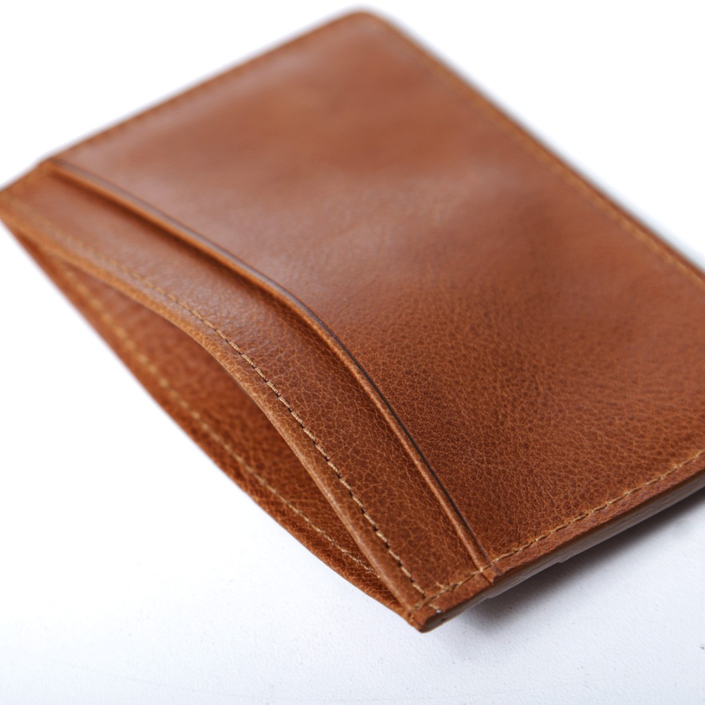25 06 2013 apc cardholder lightbrwon d2 A.P.C. Leather Card Holder