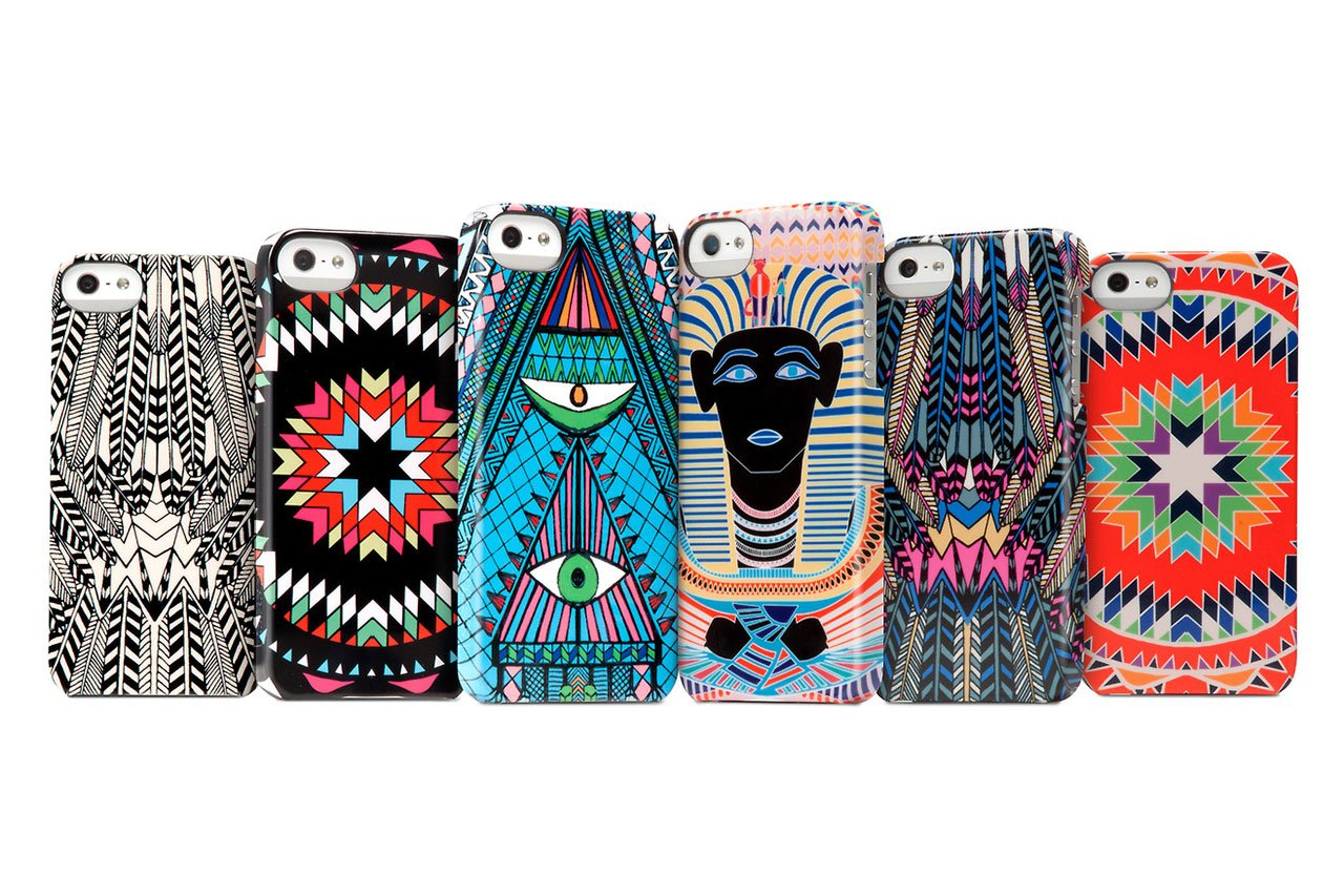 mara hoffman for incase snap case for the iphone 5 1 Mara Hoffman for Incase iPhone 5 Snapcases