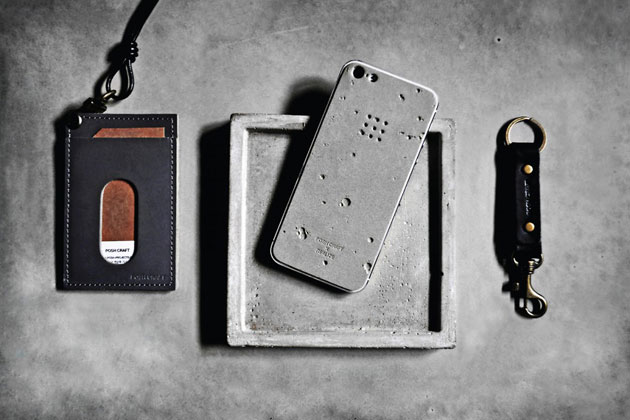 Luna Concrete iPhone 5 Case 03 Luna Concrete iPhone 5 Cover