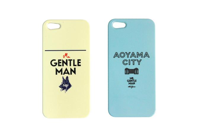 bonjour records x mr gentleman iphone 5 cases 1 Bonjour Records x Mr. Gentleman iPhone 5 Case