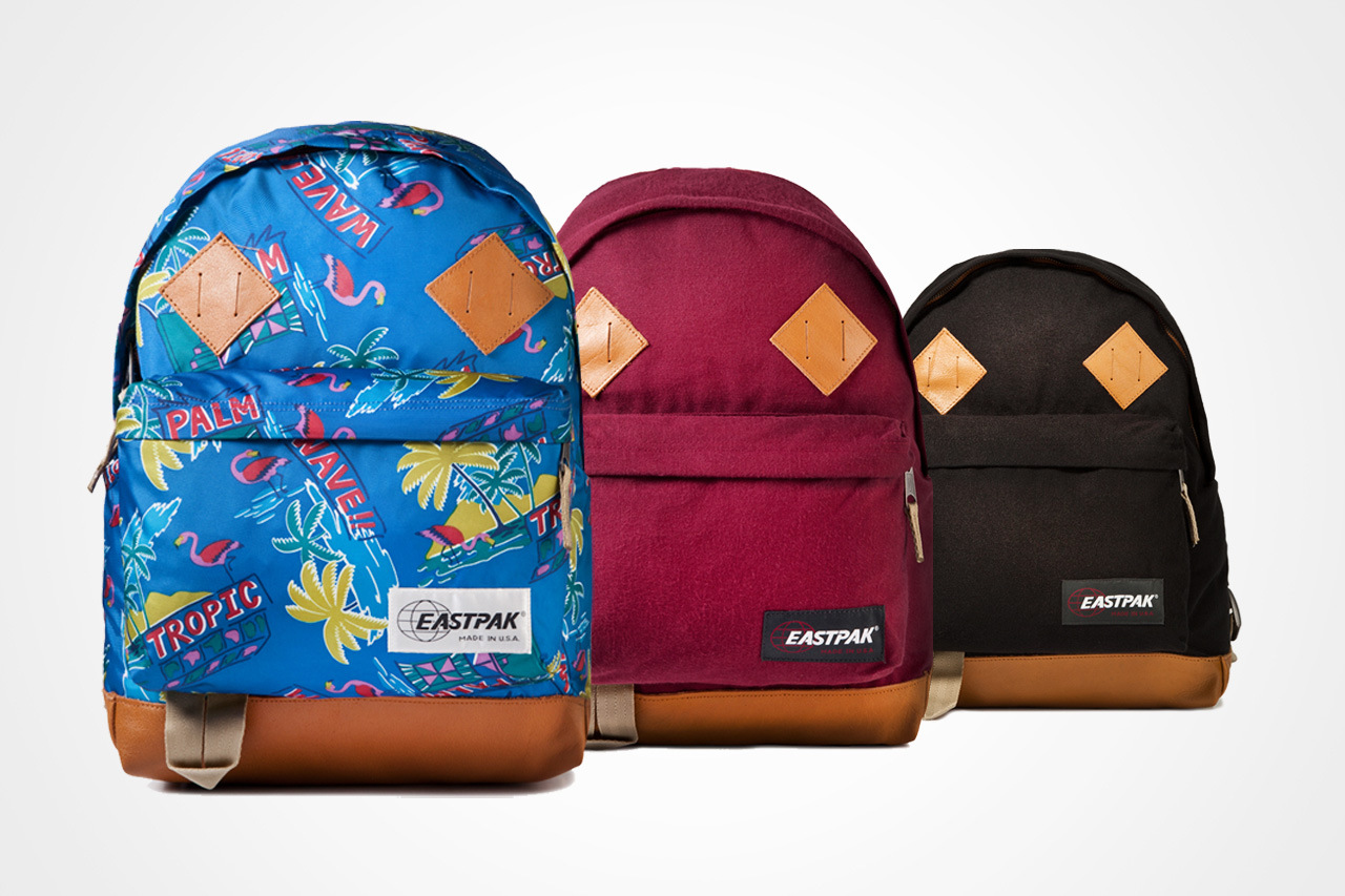 eastpak 2013 spring summer classic collection 1 Eastpak Spring/Summer 2013 Classics Collection