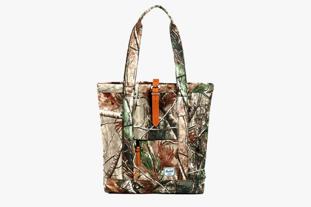 herschel real tree collection 01 630x419 Herschel Supply Co. Fall 2013 Real Tree Camouflage Collection