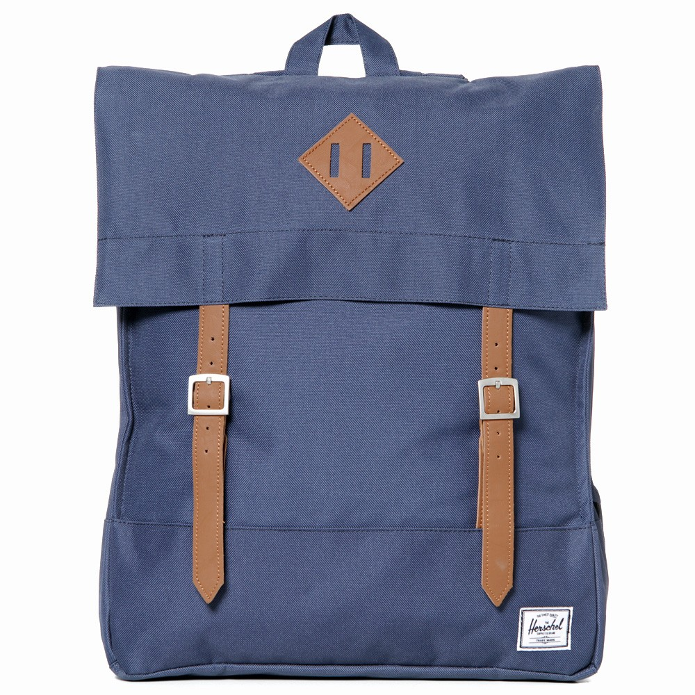 07 08 2013 hsc surveybackpack blue1 Herschel Supply Co. Survey Backpack