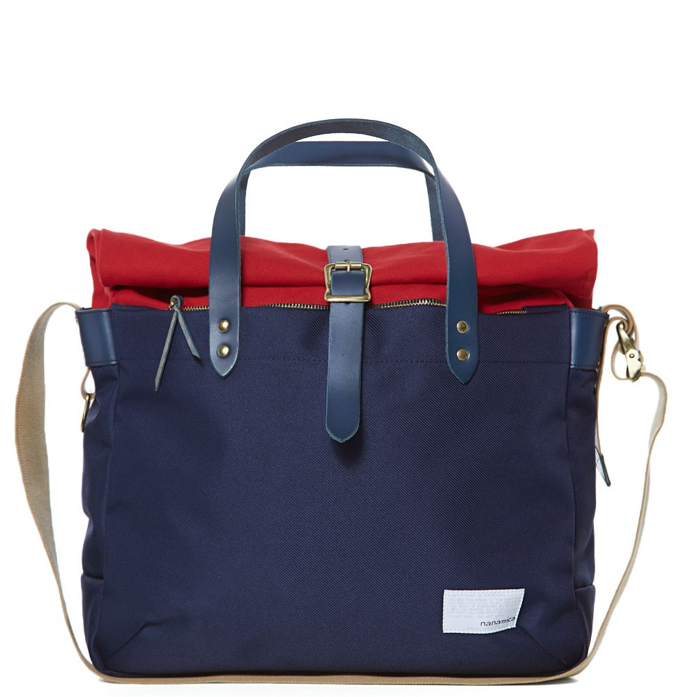 24 07 2013 nanamica briefcase navyred1x Namaica Briefcase