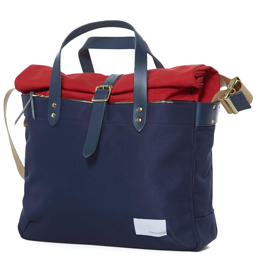 24 07 2013 nanamica briefcase navyred2 Namaica Briefcase