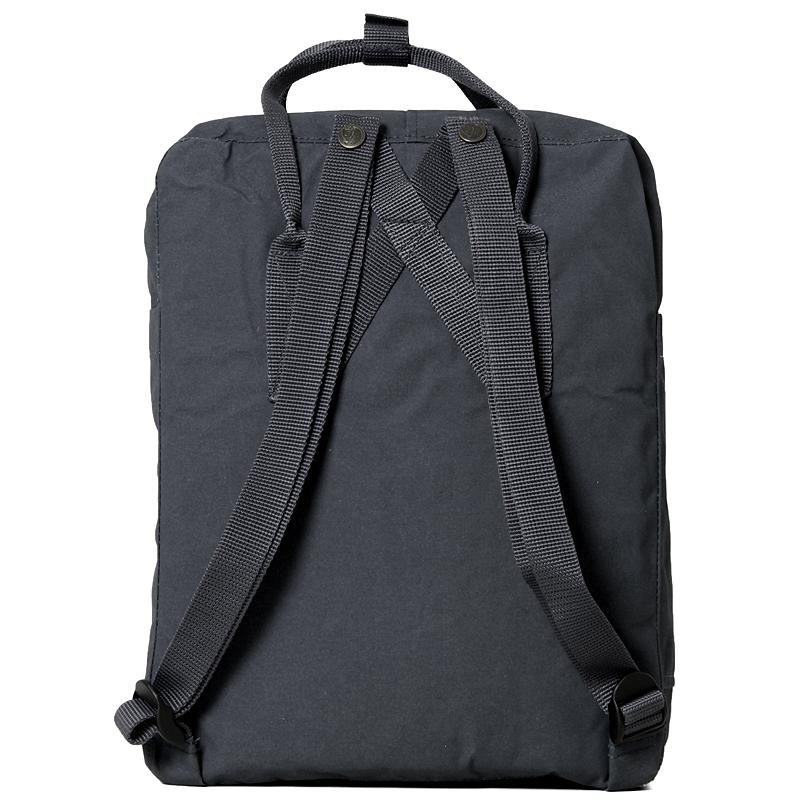 fjall kanken navy2 Fjallraven Kanken Backpack