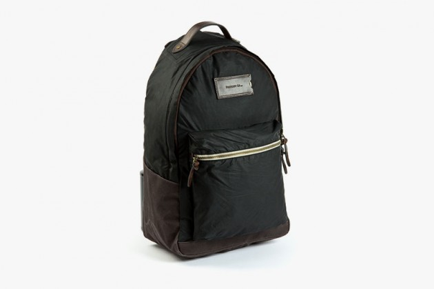 property of xavier backpack highsnobiety 1 630x419 Property Of...  Carbon Coated Xavier Backpack