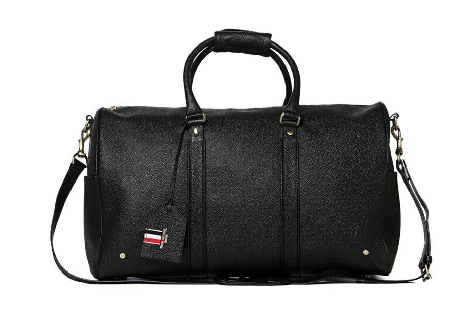 thom browne weekender bag 1 Thom Browne Weekender Bag
