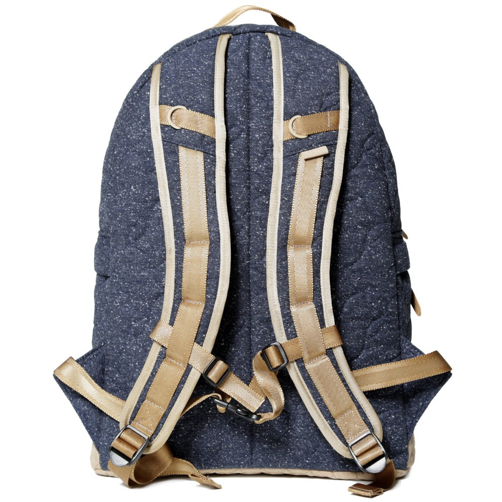 02 09 2013 wm jaxxpack 3 White Mountaineering Jazz Nep Cloth Quilted Daypack