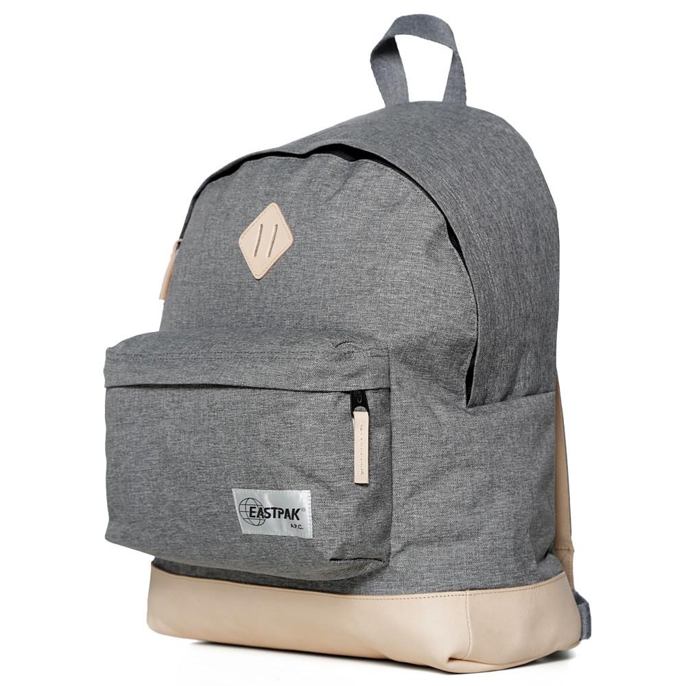 16 09 2013 apcxeastpak classicbackpack grey 3 A.P.C. x Eastpak Classic Backpack