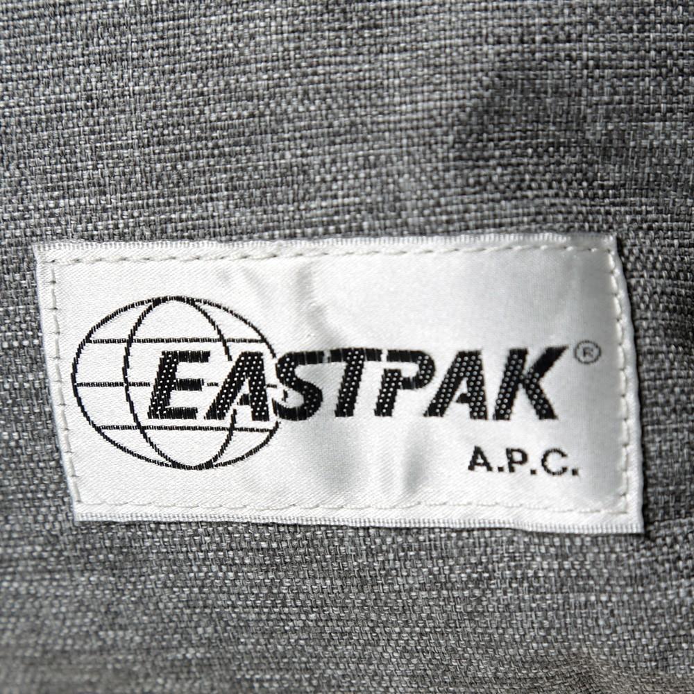 16 09 2013 apcxeastpak classicbackpack grey 5 A.P.C. x Eastpak Classic Backpack