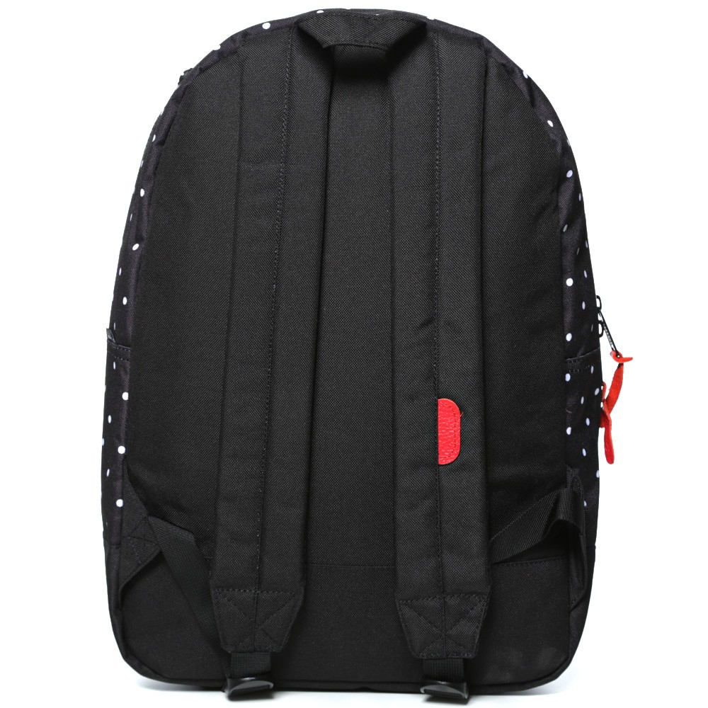 16 09 2013 stussyherschelsupplyco settlementdotbackpack black d3 Stussy x Herschel Supply Co. Settlement Dot Back Pack