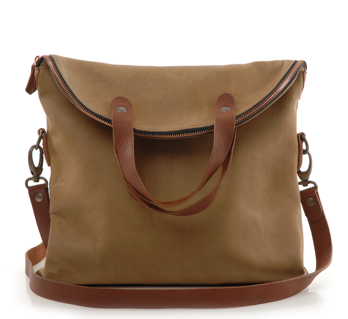 LostPropBelmontTan3 Belmont Messenger by Lost Property of London
