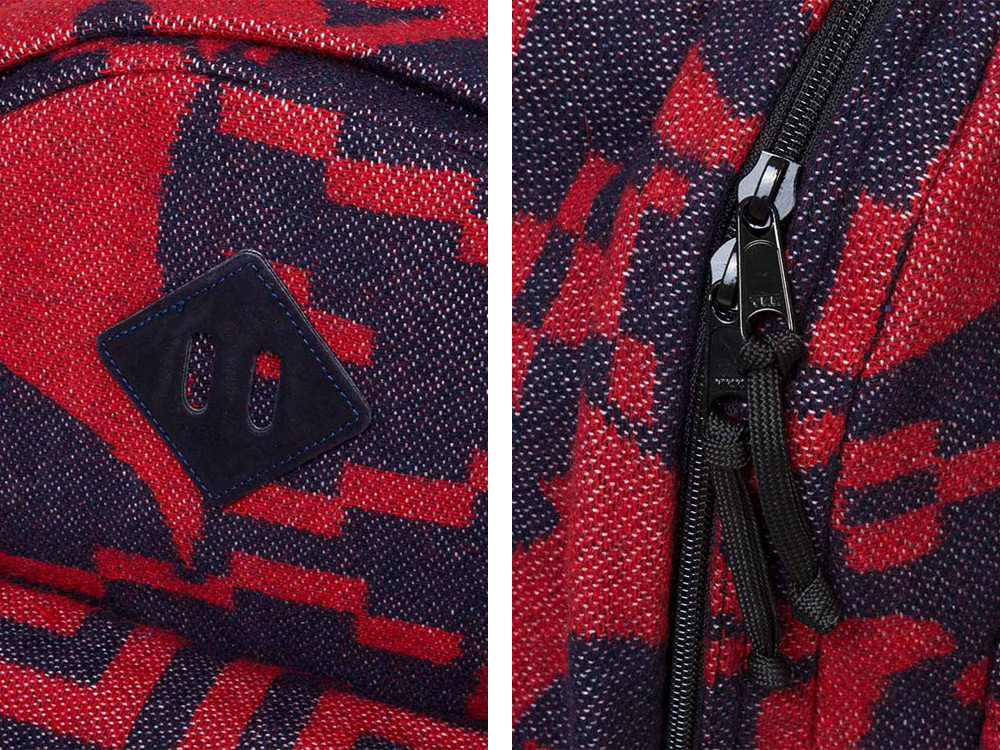 engineered garments backpack 02 Faribault Woolen Mills for Engineered Garments Backpack