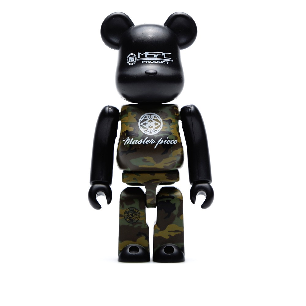 26 11 2013 masterpiece bearbrick  1 Master Piece x Be@rbrick Boston Bag