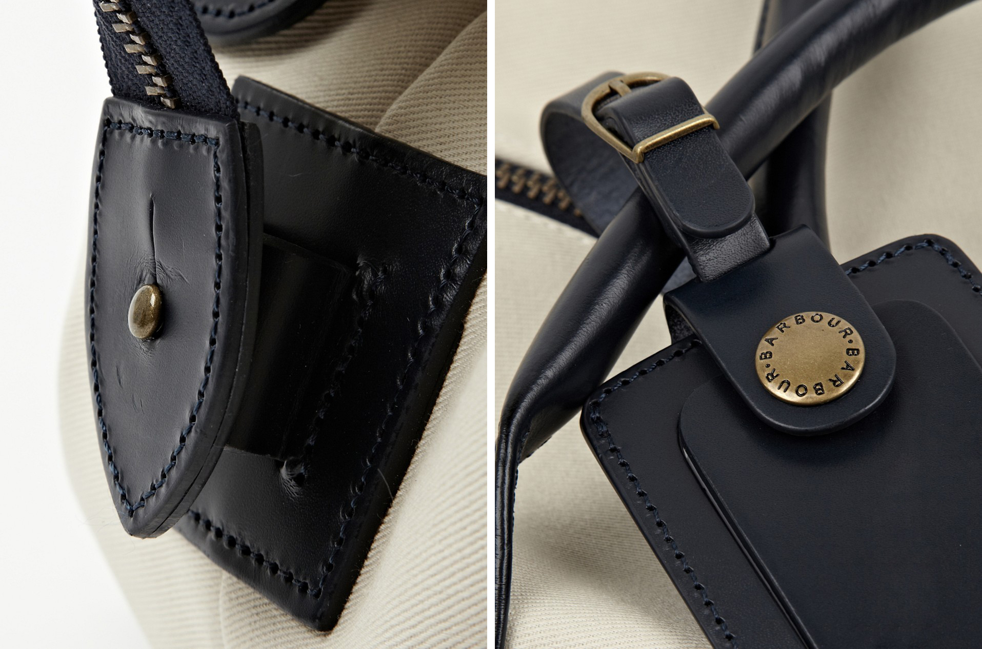 Barbour Norton sons accessories Fall 2013 0 Barbour for Norton & Sons Messenger and Tote Bags