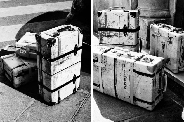 globe trotter and maison martin margiela 1 Globe Trotter & Maison Martin Margiela Produce Limited Edition Luggage Collection