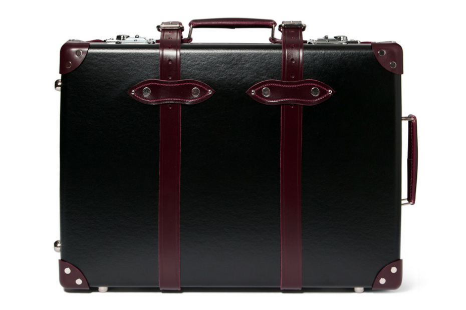 mr porter globe trotter carry on 1 Globe Trotter for Mr. Porter Exclusive Carry On Case