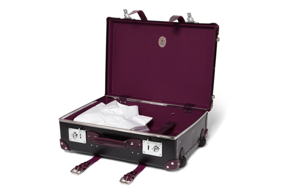 mr porter globe trotter carry on 2 Globe Trotter for Mr. Porter Exclusive Carry On Case