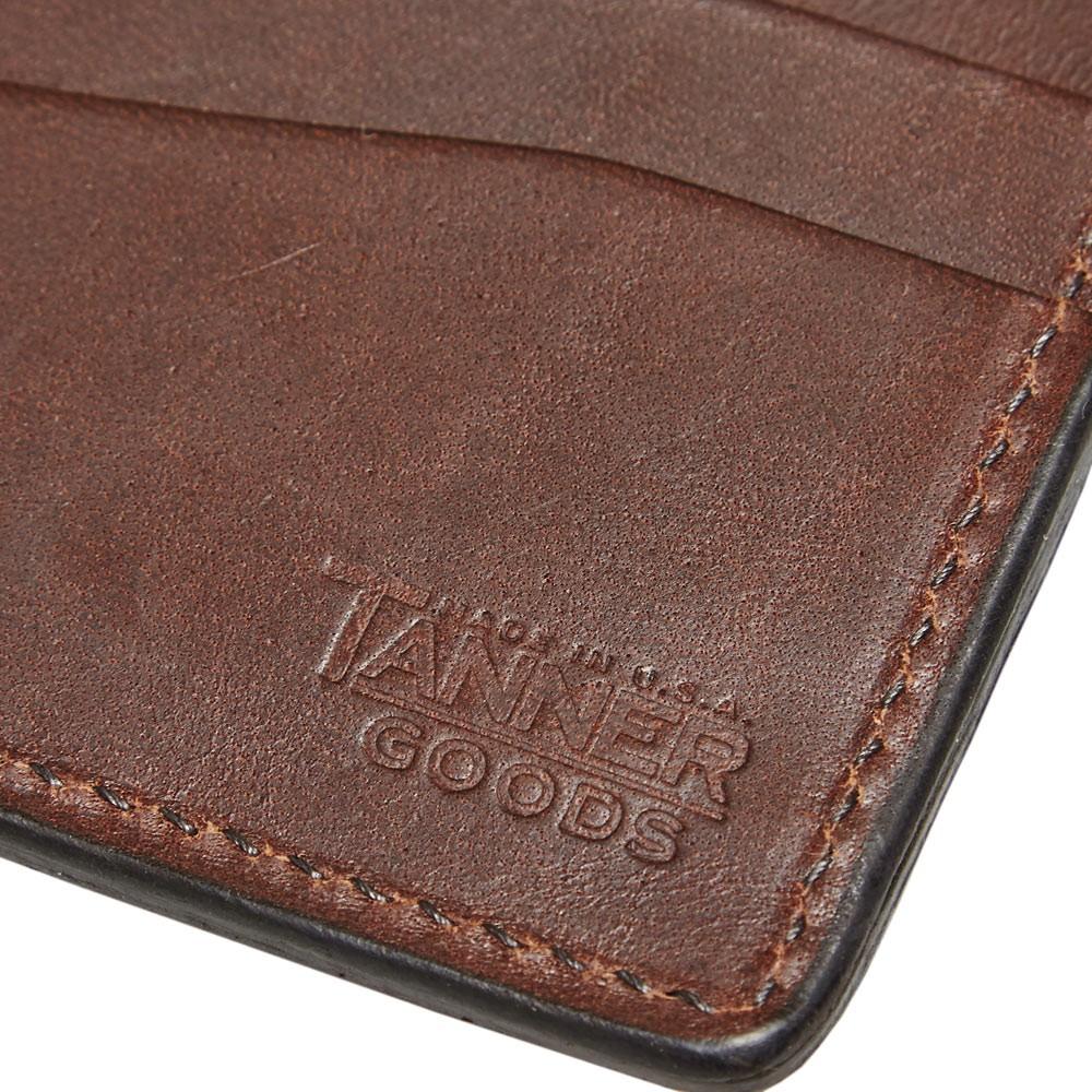 28 11 2013 tannergoods utilitybillfoldwallet darkoak d4 Tanner Goods Utility Billfold Wallet