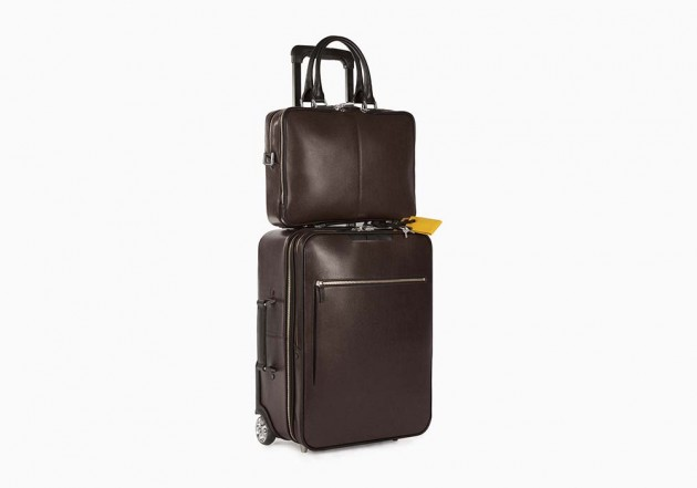 Want Les Essentiels Trolley Case 5 630x441 WANT Les Essentiels de la Vie Reveal First Rolling Luggage Piece