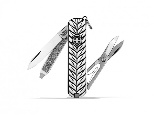 david yurman swiss 2013 04 630x472 David Yurman for Victorinox Swiss Army Knife Collection
