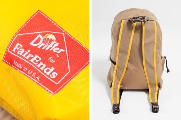 fairends drifter 02 630x420 Drifter Japan for Fairends Bag Collection