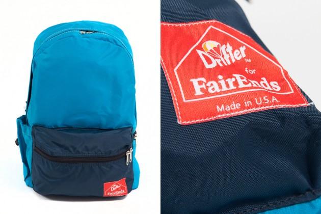 fairends drifter 03 630x420 Drifter Japan for Fairends Bag Collection