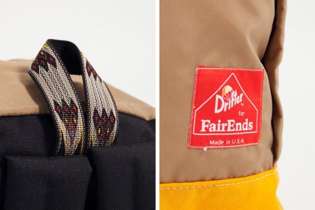 fairends drifter 08 630x420 Drifter Japan for Fairends Bag Collection