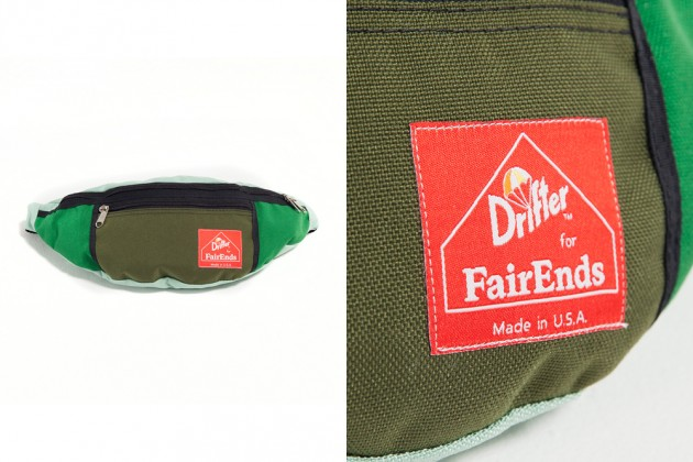fairends drifter 10 630x420 Drifter Japan for Fairends Bag Collection