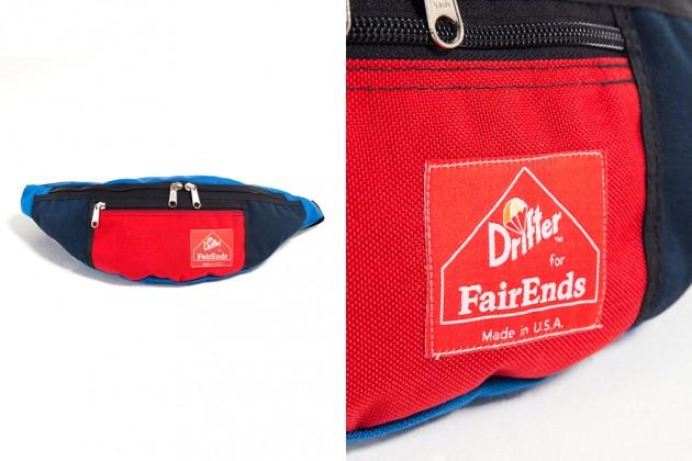 fairends drifter 12 630x420 Drifter Japan for Fairends Bag Collection