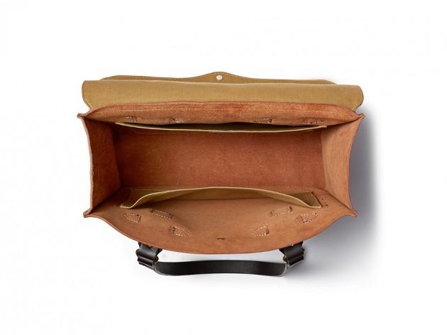 filson horween 2013 03 630x472 Filson Cognac Horween Leather Bags