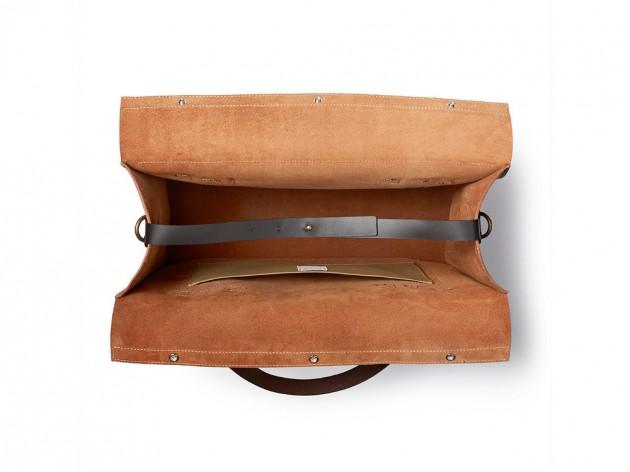 filson horween 2013 06 630x472 Filson Cognac Horween Leather Bags