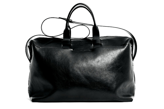 troubadour goods day and weekender bag black 11 Troubadour Goods Leather Weekender and Day Bag