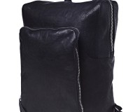 "Maison Martin Margiela ""11"" Leather Backpack 1"