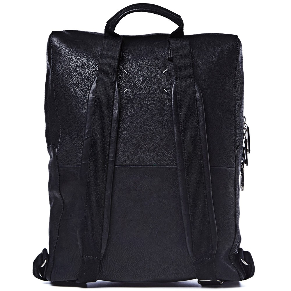 31 01 2014 maisonmartinmargiela leatherbackpack 3 Maison Martin Margiela 11 Leather Backpack