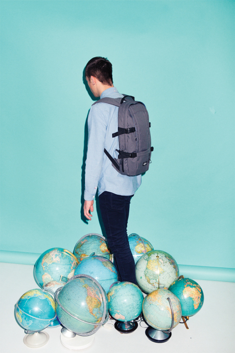 eastpak 2014 springsummer lookbook 15 Eastpak Spring/Summer 2014 Accessory Lookbook