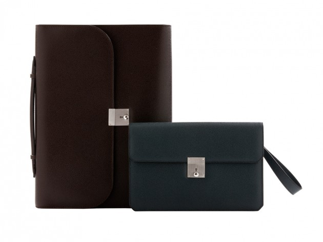 valextra fw2014 12 630x472 Valextra Fall/Winter 2014 Leather Accessories Collection