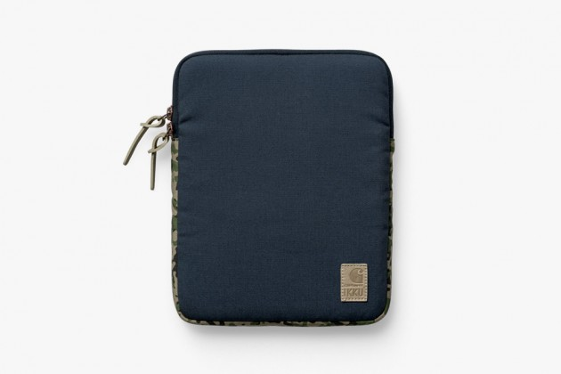 Carhartt Ikku SS14 02 630x420 Ikku for Carhartt WIP Spring 2014 iPad & MacBook Cases