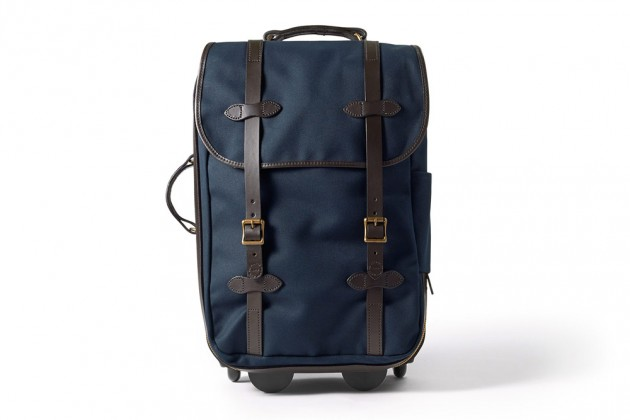 Filson Carry On 01 630x420 Filson Wheeled Carry On Bag