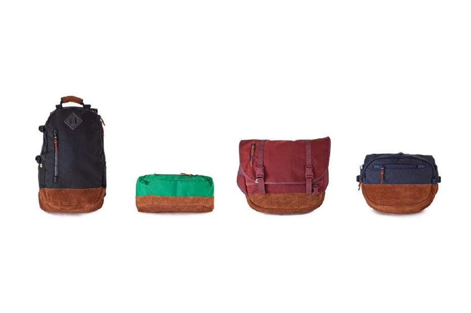 visvim 2014 spring summer ballistic collection 001 visvim Spring/Summer 2014 Ballistic Bag Collection