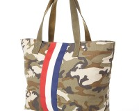 Sophnet. Striped Tote Bag 1
